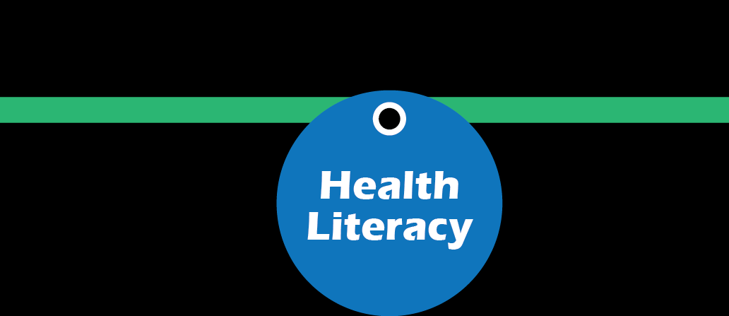 Through the health care system: Include health literacy as part of the training that clinics and hospitals give their staff.