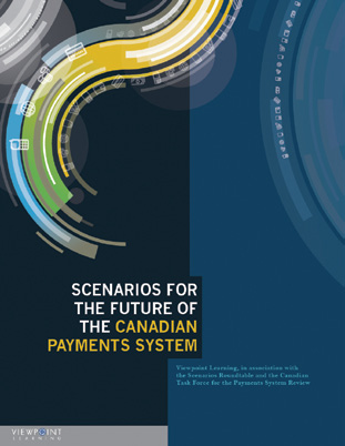 Scenarios for the future: collaborative dialogue Given the complexity, rapid change and resulting uncertainties of the payments environment, the Task Force recognized the need to go beyond the usual