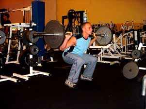 If you want to get strong and lean, the squat and/or the deadlift must be part of the foundation of your routines.