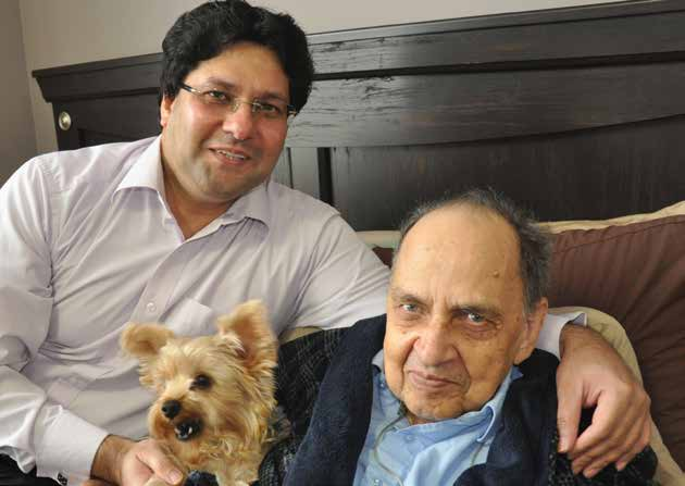 6 Home Care Meet Muhammad Age: 84, Mississauga When can I go home where I belong? Muhammad begged his son Hameed, as he lay in the hospital bed that had been his temporary home for nearly two months.