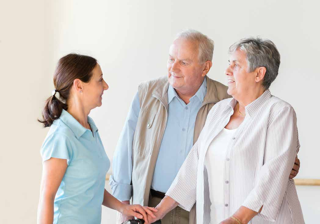 7 Long-Term Care Long-Term Care In this chapter, we report on Common Quality Agenda indicators related to wait times for a bed in a long-term care home from the hospital