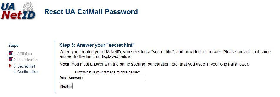 Provide your secret hint answer.