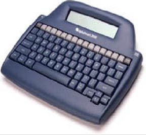 An AlphaSmart for Each Student 3 However, the introduction of portable writing devices, such as AlphaSmarts, DreamWriters and emates, provides schools with a more affordable option that allows all