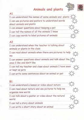 Examples of methods Each pupil draws a picture of a story that focuses on a season.