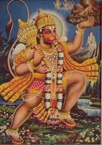 Tuesday Dedicated to Hindu God Lord Hanuman In Hinduism, each day in a week is dedicated to a particular deity in the Hindu pantheon. Tuesday or Mangalvar is dedicated to Lord Hanuman.
