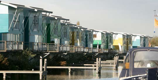 STORIES FROM ABROAD Ateliers John Nouvel Dura Vermeer Dura Vermeer Floating / Amphibious Homes Dura