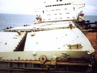 3 UR S18 - Evaluation of Scantlings of Corrugated Transverse Watertight Bulkheads in Bulk Carriers Considering Hold Flooding (not Built under CSR) For the bulkheads of cargo hold on bulk carriers: