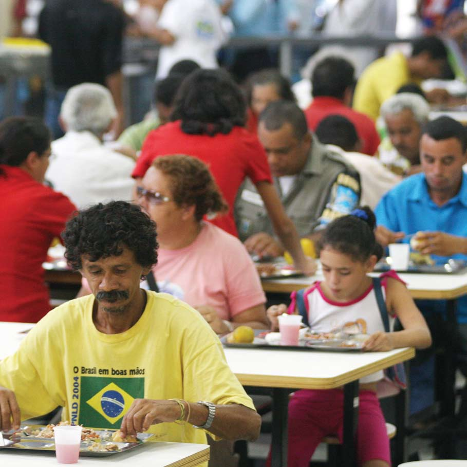 Introduction This document presents the main components of the Brazilian experience in constructing the National System for Food and Nutrition Security (SI- SAN) and of the National Food and