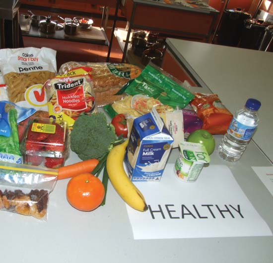 A major outcome of the Healthy Lunchbox project development, implementa on, and evalua on is