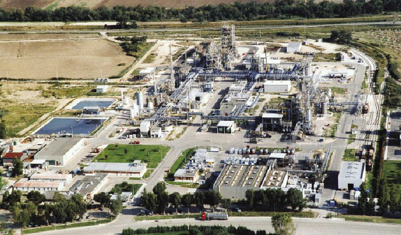 GE-Bayer Termoli Plant Sicurezza