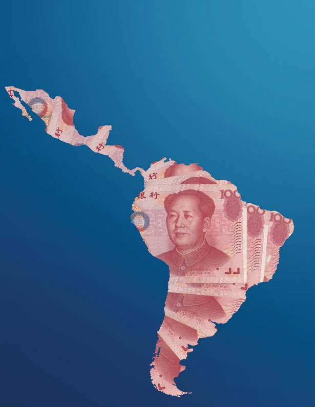 Global Economic Governance Initiative China in Latin America: Lessons for South-South