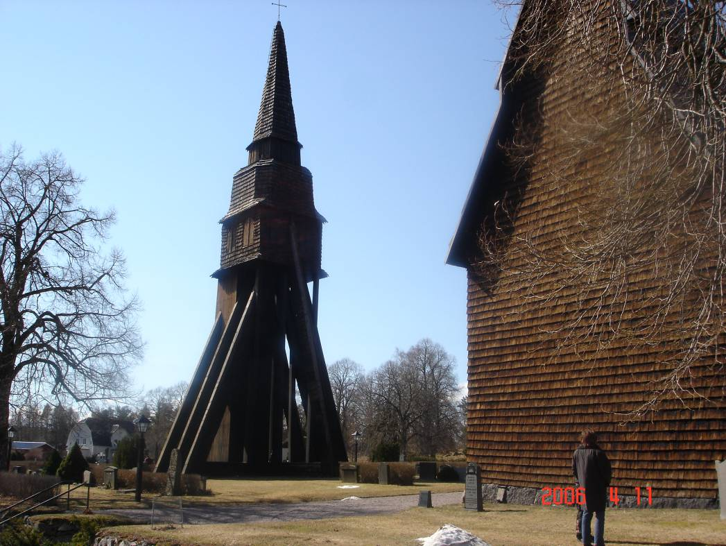 Frödinge church.