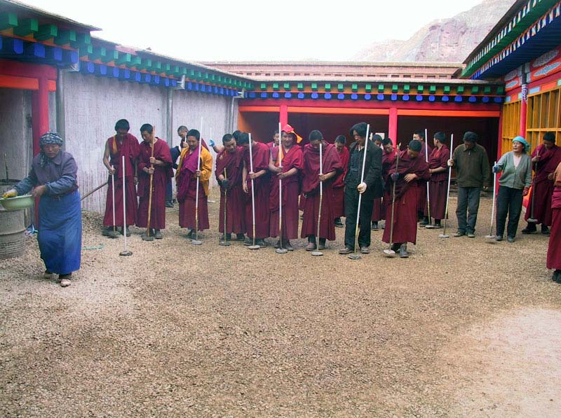 Problems remain: In Tibet, many officials have been in power for a very long time, some since the end of the Cultural Revolution.