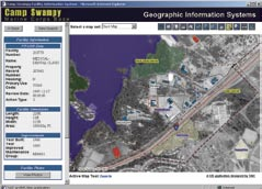 GIS for Installations and Environment GIS provides a critical infrastructure for installation management.