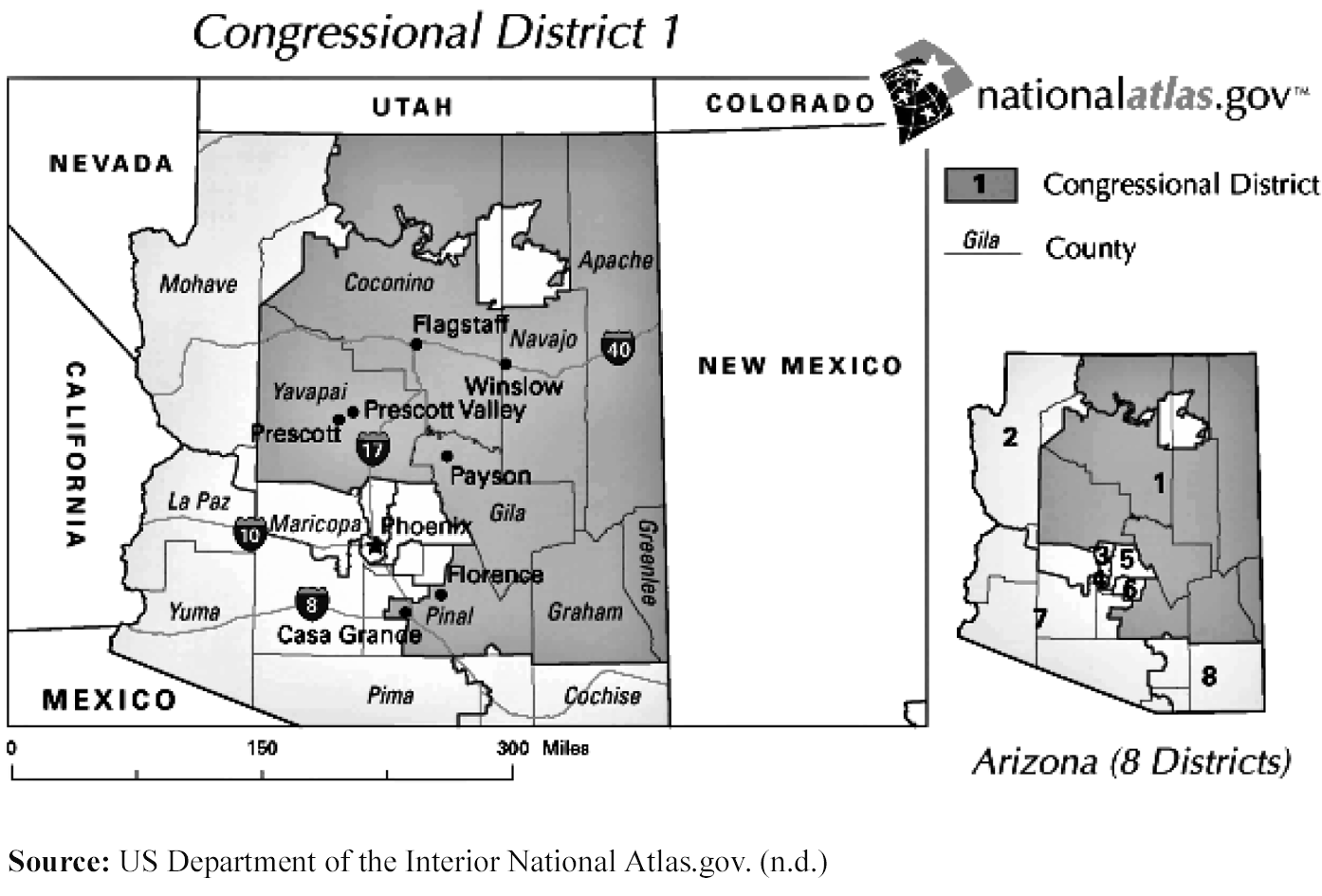 JD 59,6 658 Figure 4. Congressional district map text refers instead to the product line s characteristics, objectives, and content, clearly shown in the sample.