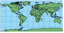 GEOGRAPHIC COORDINATE SYSTEM PROJECTION PARAMETERS ArcInfo: ARC, ARCPLOT, ARCEDIT, ArcToolbox; PC ARC/INFO; ArcCAD Projection Engine: ArcMap, ArcCatalog, ArcSDE, MapObjects 2.