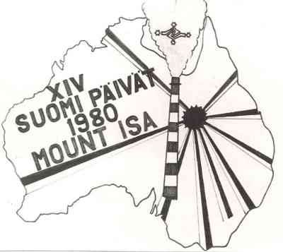 8 Photo 8. Athletic games, Suomi Päivien Kisat, were hosted by the Mount Isa Finnish Association in 1971 and 1980.