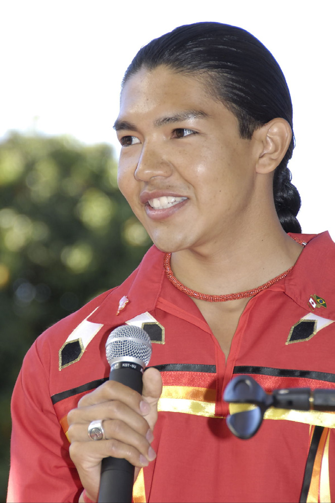 James story By Dr James Makokis My name is James Makokis and I am a Two Spirit from the Saddle Lake Cree First Nation.
