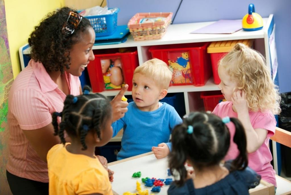 SUPPORTING THE EARLY CHILDHOOD EDUCATION WORKFORCE Corresponds to RTT-ELC Focused Investment Area D There is a difference between playing Ring Around the Rosie with 3-year-olds during the day solely