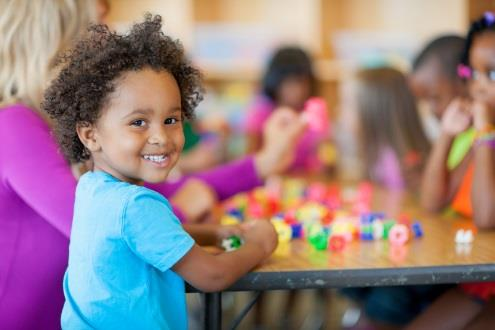 preschoolers who receive special education services; data on children enrolled in mental health and nutrition programs; and data on child immunizations, health screenings, foster care, and child