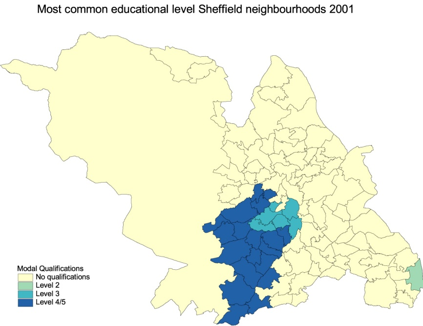 Chapter 2: Education Sheffield.