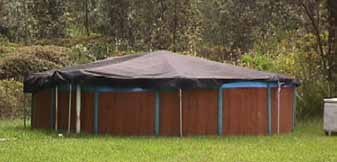 Section 2 Water Storage Type of tank Water tanks can be made of a variety of materials.