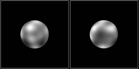 L. M. PROCKTER long time before we are able to image the hemisphere of Triton we have not yet seen.