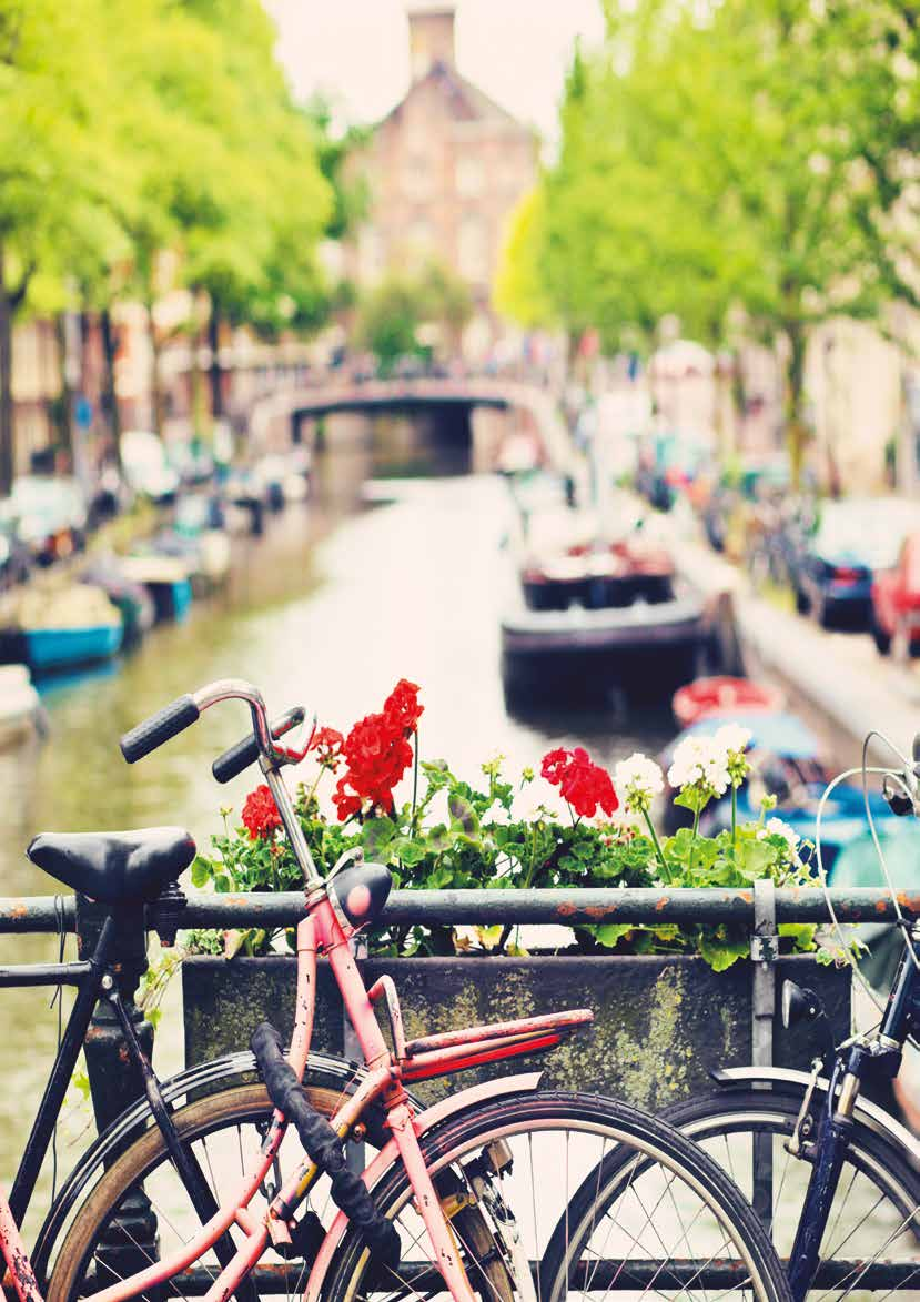 HIDDEN amsterdam Amsterdam is your quintessential good-time city but don t be fooled into thinking that its Red Light District, cycle routes and canals are all it has to offer.