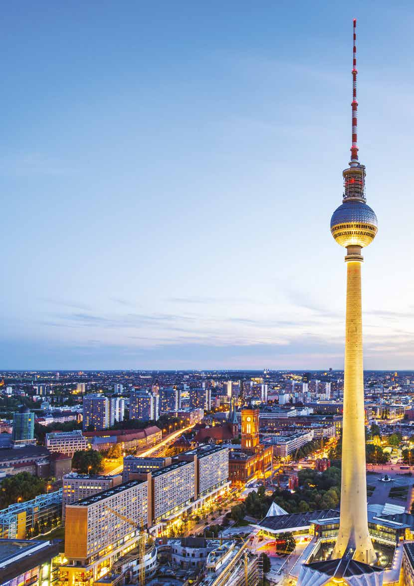 48 hours in berlin From museums and street art to über trendy bars and eclectic restaurants, this capital city is a cauldron that never fails to impress.