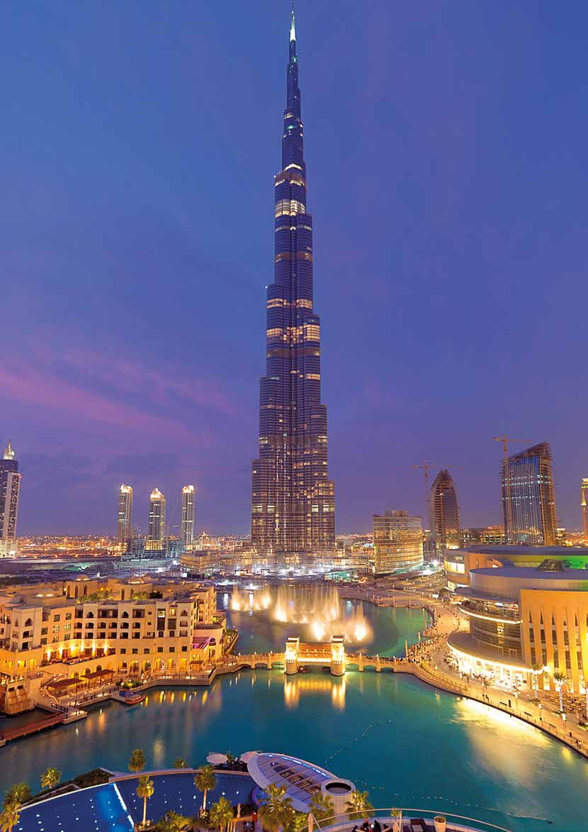 dubai bigger better best DUBAI HOLDS THE DISTINCTION OF BEING THE FASTEST GROWING CITY IN THE WORLD An extraordinary architectural feat amongst the desert sands, Dubai s futuristic skyscrapers and
