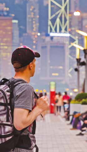 TAKE AN ADVENTURE, TAKE A TOUR AROUND KOWLOON IN 8 MARKETS FR 19 HONG KONG ISLAND TOUR FR 29 Bag the best bargains as you explore Hong Kong s incredible markets.