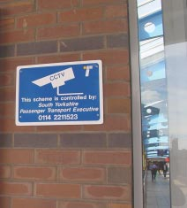 Surveillance Signs must be erected to let people know that they are being watched.