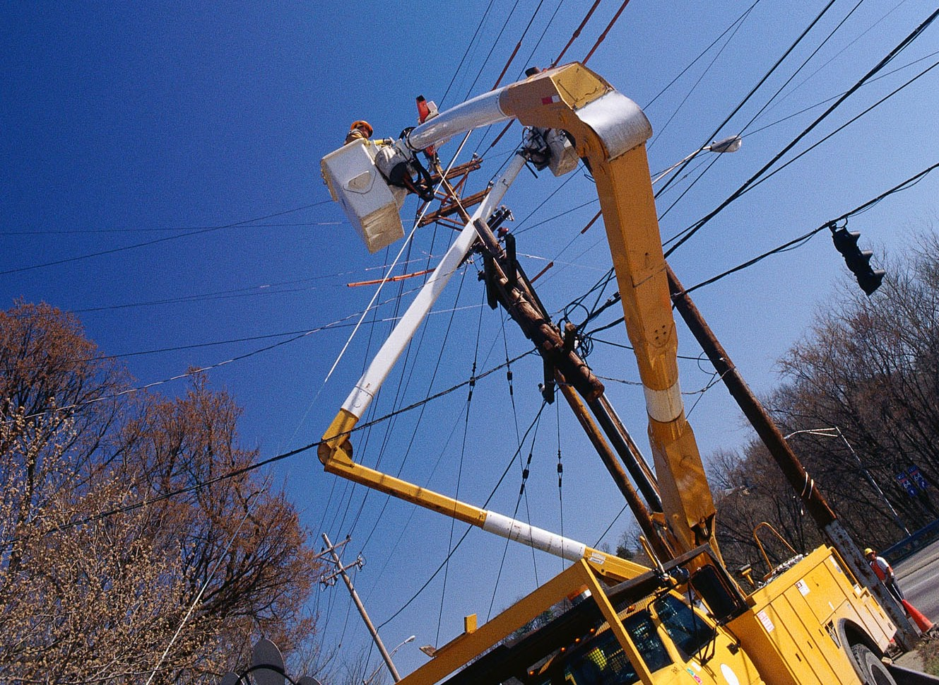 Sensing and communications equipment will be particularly helpful in managing outages and restoring power.