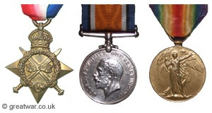 the United Kingdom to service personnel who had been honourably