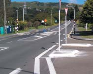 Council, agency and community collaboration a hallmark of Tawa Safer Roads project Over the next seven years, Wellington City Council expects to spend $21 million to reduce road crashes by 33% in