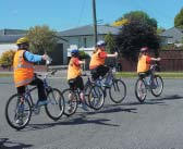 In the 2003/04 year it trained 3 700 pupils in 90 schools, reaching the majority of Christchurch 10 11-year-olds.