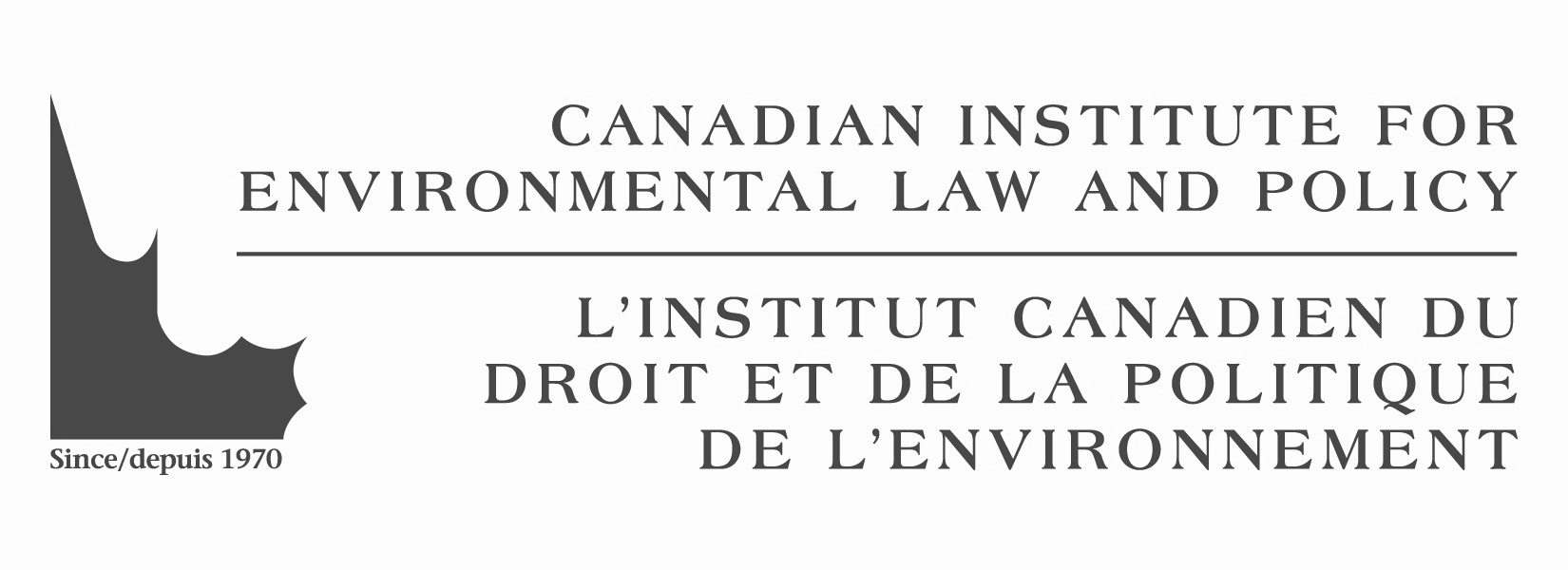 Acknowledgements The author and the Canadian Institute for Environmental Law and Policy (CIELAP) would like to offer our sincere thanks to The Henry and Berenice Kaufmann Foundation, as well as to an