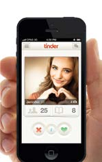 Tinder We saw Tinder (Contagious 36) explode across the dating scene this year as millions turned to their smartphones in their quest for true lust.