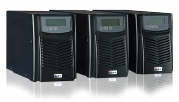 Inform Uninterruptible Power Systems Informer Compact Series Line Interactive Technology with sinewave output 1000VA/2000VA/3000VA Pure Sinewave Output for any critical load User Friendly LCD Display