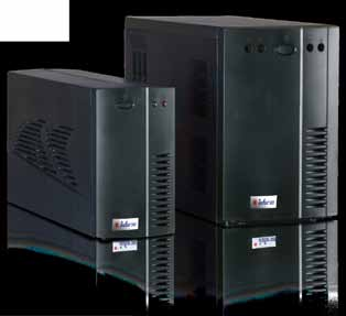Inform Uninterruptible Power Systems Guard_S Compact Series Line Interactive Technology 600VA to 3000VA (Tower Model) 2000VA to 3000VA (Rack Model) Microprocessor controlled Line Interactive