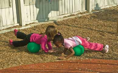 Rough-and-tumble play, this universal children s activity, is adaptive, evolutionarily useful, and linked to normal brain development.