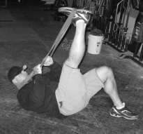 IT Band/Hamstring/Quad Lower and