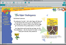 html&submit-button=search - select Sutton Hoo A Year 5 teacher used the story of 'The Killer Underpants' with the whole class. He asked different children to read different sections of the story.