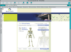 Science The Virtual Body (Key Stage 2) http://www.ehc.com/vbody.asp A Year 4 teacher used this program with an interactive whiteboard.