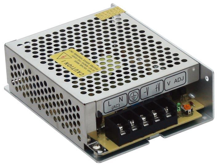A-35 35W Single Output Switching Power Supply Loat cost, high reliability Built-in EMI filter Low output ripple&noise Protections:Over load/short circuit 1 year warranty Case:804 Size:110 78 35mm AC