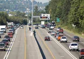 Transportation Benefits The ability to access free-flowing freeway lanes offers: motorists congestion insurance an alternative to gridlocked freeways for times when they really need it to pick