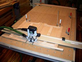 tool Guide Rails and the Festool cutting tools like saws and routers.