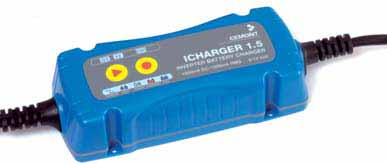 ICHARGER WATERPROOF ICHARGER Intelligent battery chargers based on