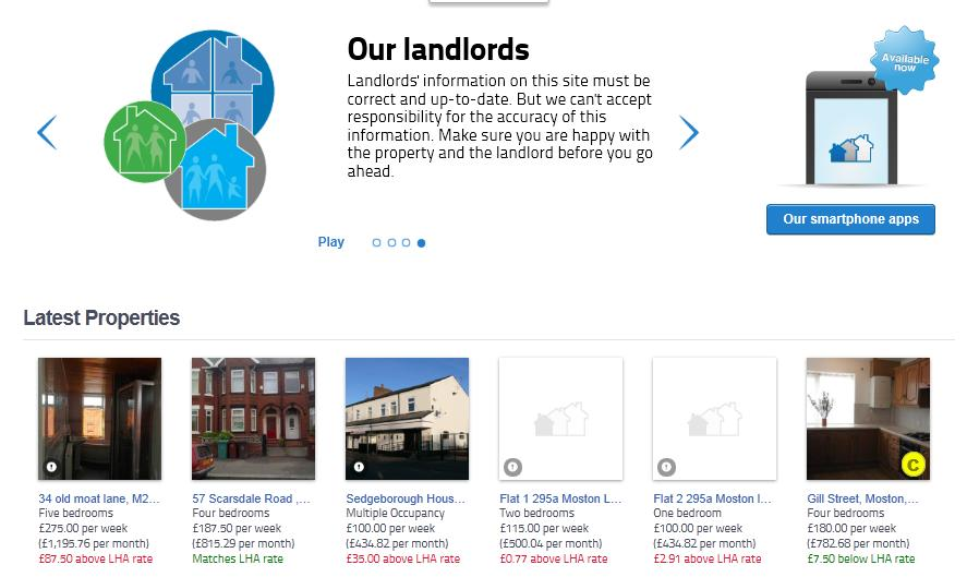 Figure 3: Lets Help You the private sector housing information of Manchester Move Housing Options Service We recommend the introduction of a Housing Options Service for a number of reasons: Key