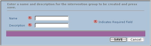 Pearson Inform Educators Guide v4.0 Adding Intervention Groups from the Student Drill-Down Window You can add students to Intervention Groups right from the student list.